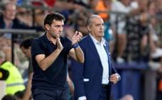 Asier Garitano: «Empecé a vivir el fútbol en el Viejo Atocha»