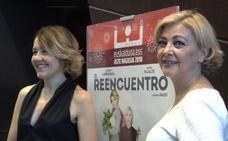 Amparo Larrañaga y María Pujalte presentan 'El reencuentro'
