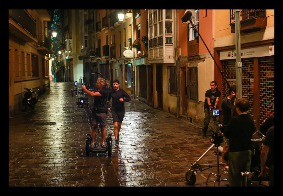 Belen Rueda y Javier Rey se calzan las zapatillas de correr para 'El silencio de la ciudad blanca'