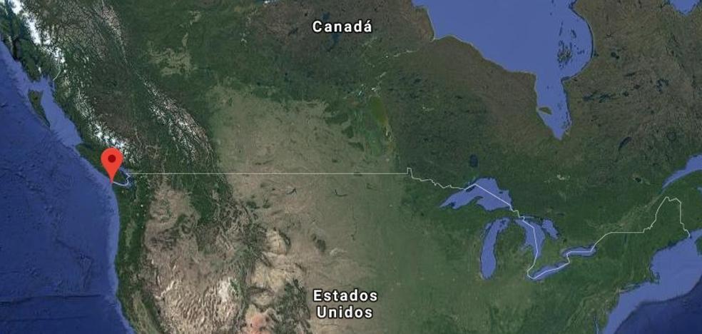 Estados Unidos termina en el Cabo Álava (II)