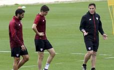 Vencedor y Sancet se impulsan en el Bilbao Athletic 2.0