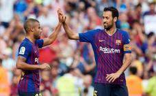 Busquets: «Todos los futbolistas estamos unidos»