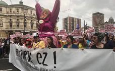 Bilboko Konpartsak denuncia otra agresión sexista