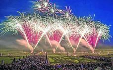 100.000 personas se asomarán a la ría para ver los fuegos