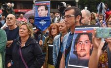 Medio millar de personas piden en Bilbao el acercamiento de los presos