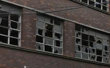 Dos detenidos tras precipitarse una 'sin techo' desde un edificio abandonado en Zorrozaurre
