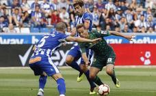 Alavés y Betis no encuentran el gol