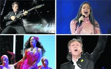 Los discos que llegarán en otoño: del clásico McCartney a las 'triunfitas'