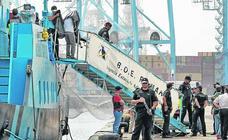 «Los narcotransportistas descargan la droga en puerto como si fuera pescado»