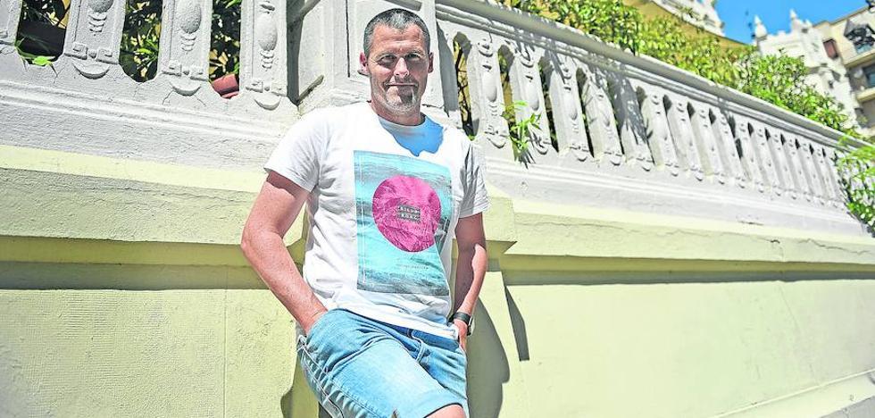 Pablo Orbaiz: «Jugar en Tercera es una de las cosas que más me ha llenado»