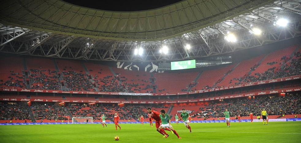 La selección de Euskadi vuelve a jugar en Mendizorroza 38 años después