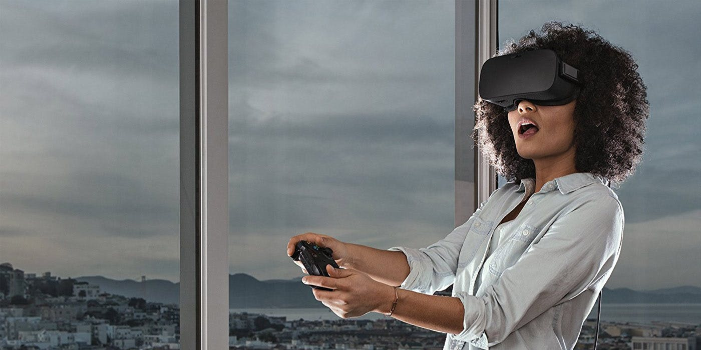 Microsoft desarrolló unas gafas de realidad virtual para Xbox One