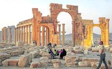 Cuenta atrás para volver a Palmira