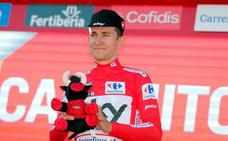 Kwiatkowski explora sus límites en la Vuelta