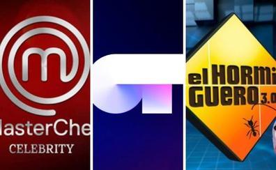 'OT', 'MasterChef Celebrity', 'La Voz'... Conoce la nueva parrilla televisiva para este otoño