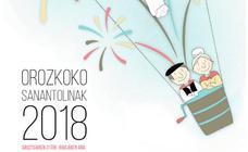 Programa de fiestas de Orozko 2018: San Antolinak