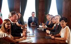 Urkullu se aleja del pacto PNV-EH Bildu y pide un nuevo Estatuto con «recorrido institucional»