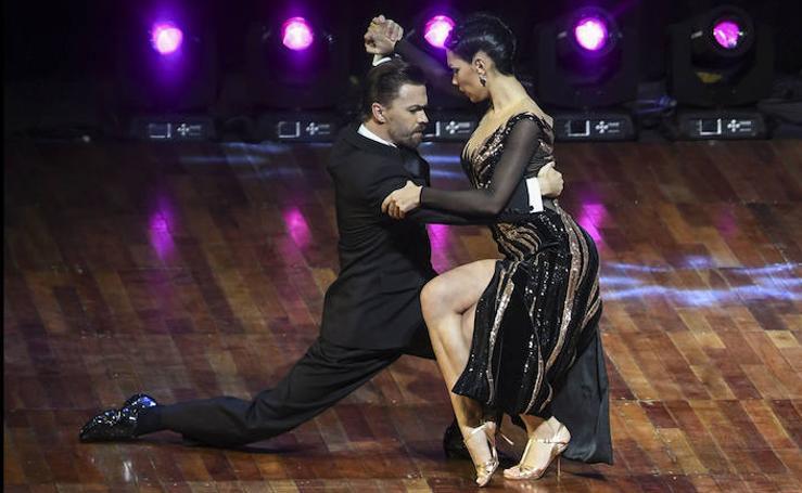 Campeonato del Mundo de Tango en Buenos Aires