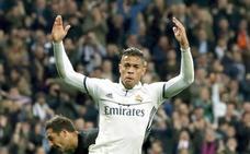 Mariano, que ya es del Madrid, emula a Carvajal y Morata