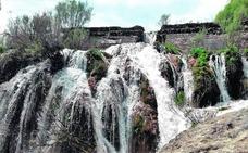 Una sima, un salto y la laguna de Taravilla
