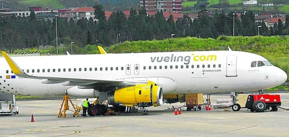 El informe preliminar atribuye a un error del piloto la salida de pista de un avión en Loiu en 2016