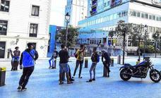 «Estamos en el centro de Bilbao y pasamos miedo»