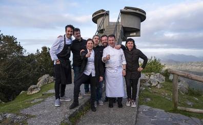 Los mejores chefs peregrinan a Arriondas