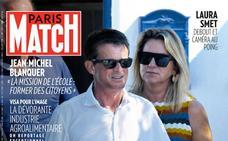 Manuel Valls y Susana Gallardo, romance estival