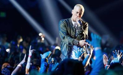 Eminem lanza por sorpresa un nuevo disco de estudio, 'Kamikaze'
