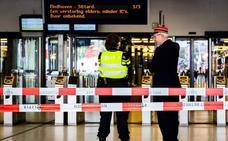 El atacante del cuchillo de Ámsterdam tenía una «motivación terrorista»