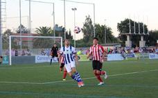 Amargo empate para el Bilbao Athletic