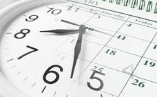 Ajuste horario