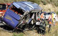 Los 20 accidentes de autobús más graves de este siglo en España
