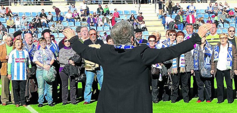 El himno al Deportivo Alavés ya tiene versión en euskera