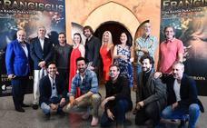 José Luis Moreno elige el Euskalduna, «el mejor teatro del mundo», para el estreno europeo de 'Franciscus'