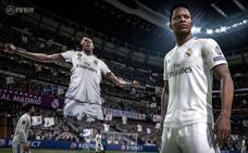 FIFA 19 incluye 19 estadios de LaLiga