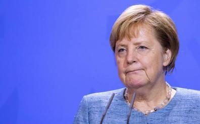 Merkel exhorta a los alemanes a movilizarse contra el «odio»