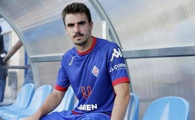 Jon Aurtenetxe regresa a Lezama: «Va a ser raro y bonito jugar contra el Athletic»