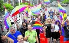 Bilbao aspira a ser sede de la gran cita europea del orgullo gay