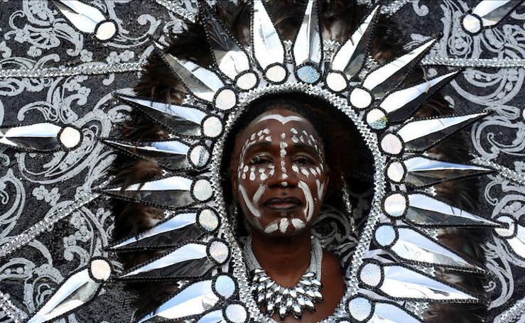 Desfile anual del día de las Indias Occidentales