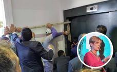 El «gran susto» de Arantxa Tapia en un ascensor durante su viaje a Argentina