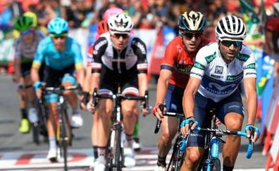Valverde acusa a Yates de querer ganar «gratis»