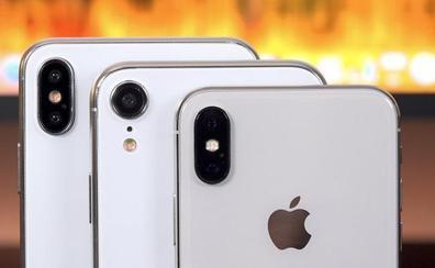 El nuevo iPhone de 6,5 pulgadas podría llamarse iPhone Xs Max