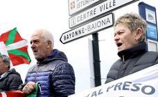 Ex presos de ETA protestan por su inclusión en el fichero francés de terroristas