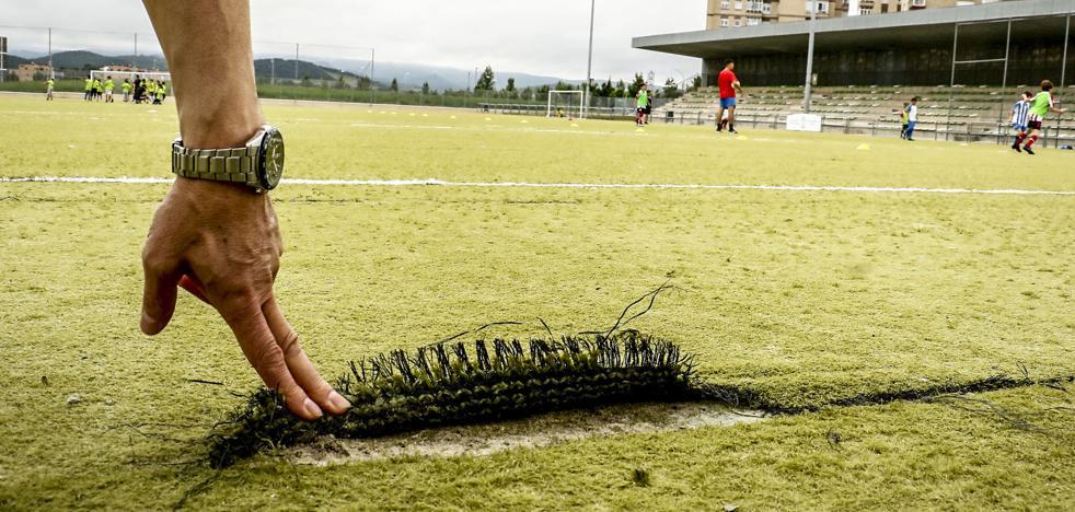 Los clubes alaveses exigen ampliar los horarios de entrenamiento para desconvocar la huelga