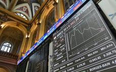 El Ibex-35 cae un 1% y marca otro mínimo desde diciembre de 2016