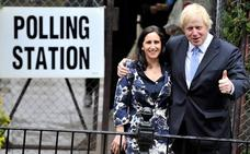 Boris Johnson se divorcia antes de derribar a May