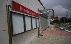 El metro comenzará a parar en la estación de Ibarbengoa el próximo verano