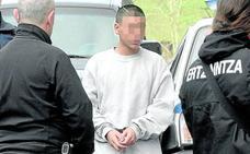 Arranca el juicio a los tres menores por el crimen de Otxarkoaga