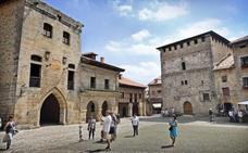 Santillana del Mar, medieval y barroca